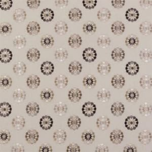 F0378/01 SHIRAZ Natural Clarke & Clarke Fabric