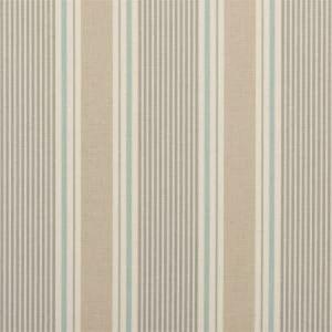 F0408/05 SAIL STRIPE Surf Clarke & Clarke Fabric