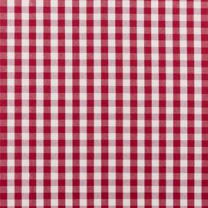 F0421/05 CONISTON Red Clarke & Clarke Fabric