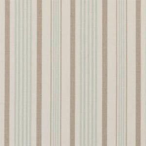 F0427/02 SABLE Duckegg Clarke & Clarke Fabric