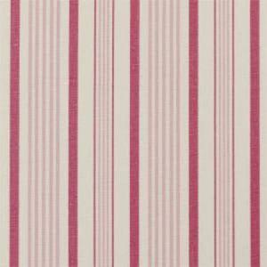 F0427/03 SABLE Raspberry Clarke & Clarke Fabric