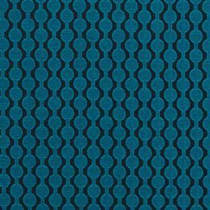 F0433/16 LAZZARO Peacock Clarke & Clarke Fabric