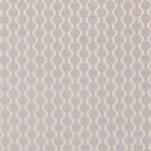 F0433/21 LAZZARO Silver Clarke & Clarke Fabric