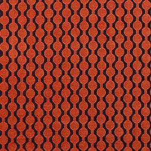 F0433/22 LAZZARO Spice Clarke & Clarke Fabric