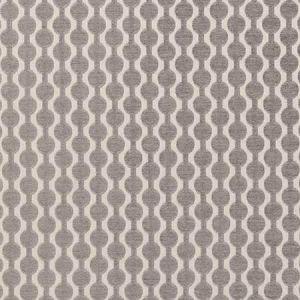 F0433/23 LAZZARO Steel Clarke & Clarke Fabric