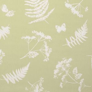 F0521/04 MOORLAND Green Clarke & Clarke Fabric