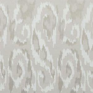 F0535/03 SAMARKAND Sand Clarke & Clarke Fabric