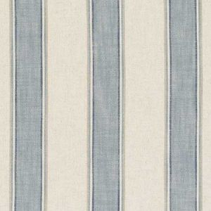F0585/02 KINBURN Denim Clarke & Clarke Fabric