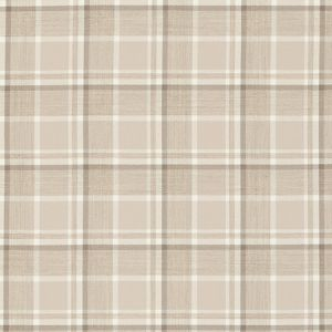 F0596/04 BOWLAND Natural Clarke & Clarke Fabric
