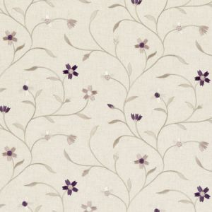 F0599/02 MELLOR Heather Clarke & Clarke Fabric
