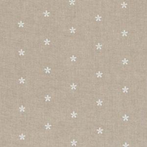 F0600/02 MITTON Natural Clarke & Clarke Fabric