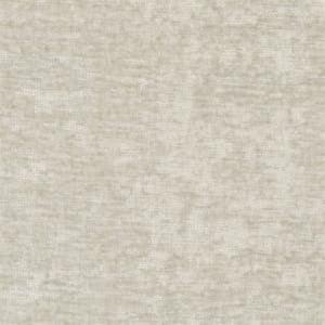 F0613/07 PLUSH Silver Clarke & Clarke Fabric