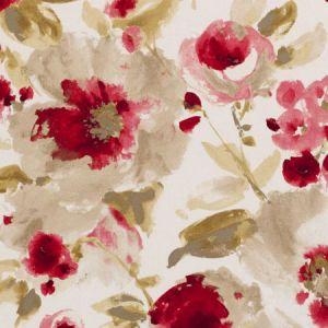 F0690/02 ERSILIA Chintz Clarke & Clarke Fabric