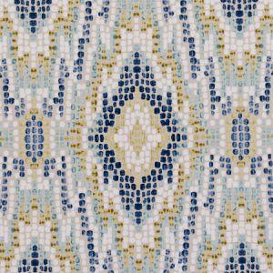 F0691/04 MOSAIC Mineral Clarke & Clarke Fabric