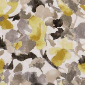 F0692/01 NERINA Chartreuse Clarke & Clarke Fabric