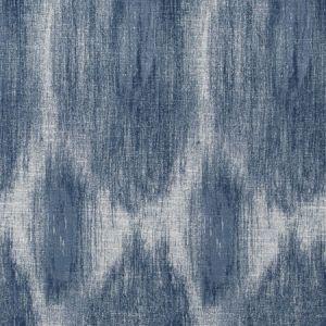 F0720/04 MUSSA Indigo Clarke & Clarke Fabric