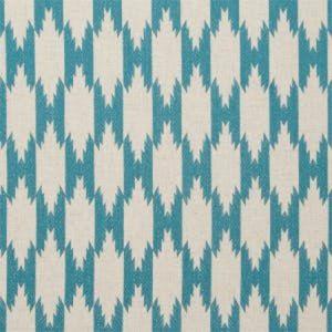 F0721/01 PEMBA Aqua Clarke & Clarke Fabric