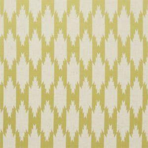 F0721/02 PEMBA Lime Clarke & Clarke Fabric