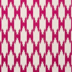 F0721/06 PEMBA Fuchsia Clarke & Clarke Fabric