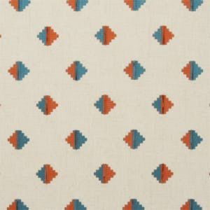 F0722/05 PIZARRO Sunset Clarke & Clarke Fabric