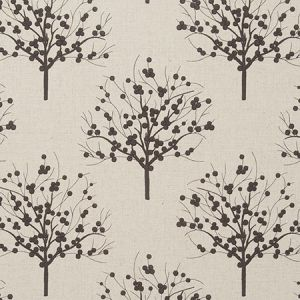 F0733/04 BOWOOD Nickel Clarke & Clarke Fabric