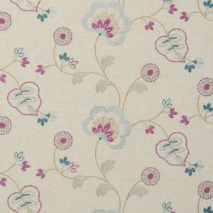 F0735/04 CHATSWORTH Duckegg Clarke & Clarke Fabric