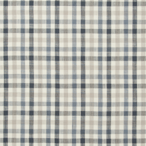 F0738/02 HATFIELD Chambray Clarke & Clarke Fabric