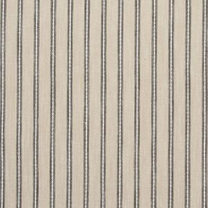 F0740/03 WELBECK Charcoal Clarke & Clarke Fabric