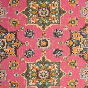 F0798/02 MALATYA Azalea Clarke & Clarke Fabric