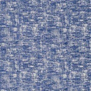 F0803/04 TIKAL Indigo Clarke & Clarke Fabric