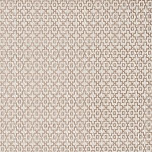 F0807/08 MANSOUR Taupe Clarke & Clarke Fabric