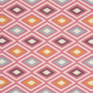 F0808/01 CHEROKEE Carmine Clarke & Clarke Fabric
