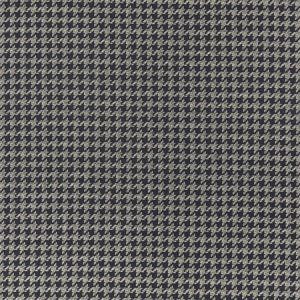 F0874/01 BW1002 Black White Clarke & Clarke Fabric