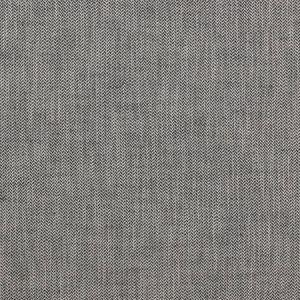 F0875/01 BW1003 Black White Clarke & Clarke Fabric
