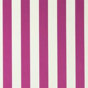 F0886/03 ST JAMES STRIPE Fuchsia Clarke & Clarke Fabric
