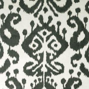 F0891/01 BW1018 Black White Clarke & Clarke Fabric