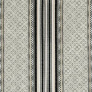 F0920/03 PARADISO Smoke Ebony Clarke & Clarke Fabric