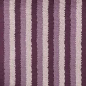 F0930/05 RAYA Violet Clarke & Clarke Fabric