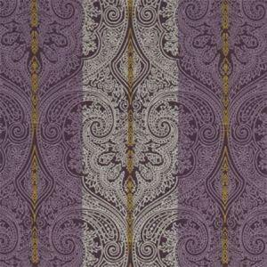 F0931/05 ROXANA Violet Clarke & Clarke Fabric