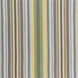 F0932/01 SITORA Aqua Violet Clarke & Clarke Fabric