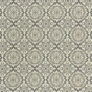 F0934/01 TASHKENT Ebony Clarke & Clarke Fabric