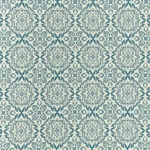 F0934/02 TASHKENT Indigo Clarke & Clarke Fabric