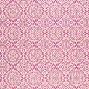 F0934/03 TASHKENT Magenta Clarke & Clarke Fabric