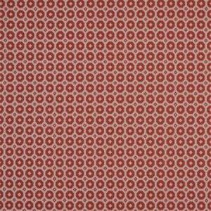 F0935/03 TUMAN Chilli Clarke & Clarke Fabric