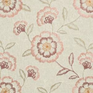 F0940/05 RICHMOND Spice Clarke & Clarke Fabric