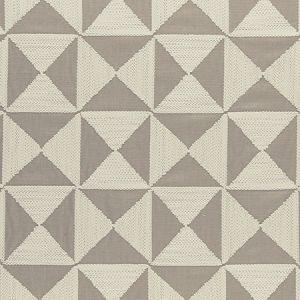 F0952/03 ADISA Taupe Clarke & Clarke Fabric