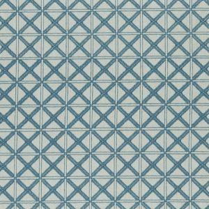 F0957/01 MAKENZI Aqua Clarke & Clarke Fabric