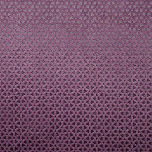 F0968/01 LORETO Aubergine Clarke & Clarke Fabric