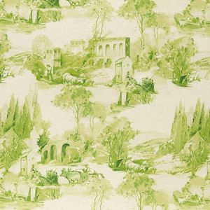 F0997/02 ANASTACIA Citron Clarke & Clarke Fabric