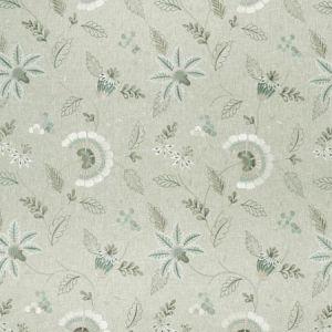 F1004/02 DELAMERE Duckegg Clarke & Clarke Fabric